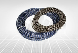 Marble cutting rope saw
